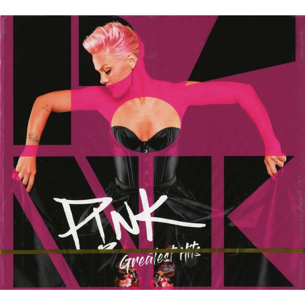 Pink (P!nk) Greatest Hits / Best Of (2019 NEW) 2CD Digipak New/Factory-Sealed!