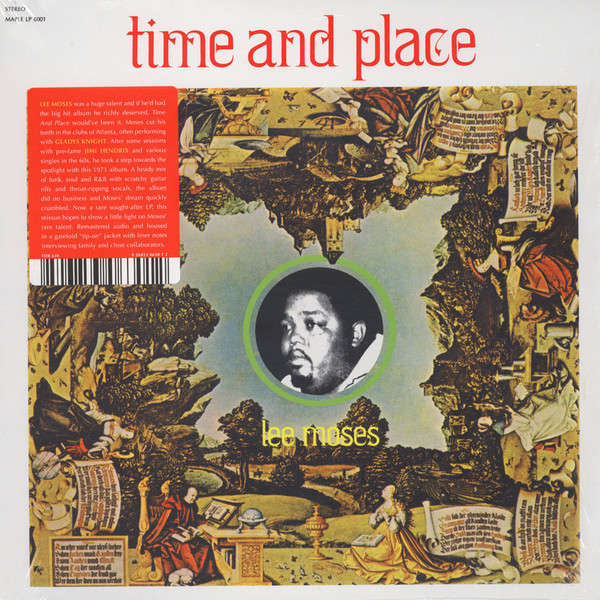Lee Moses Time And Place (Soul/Funk)