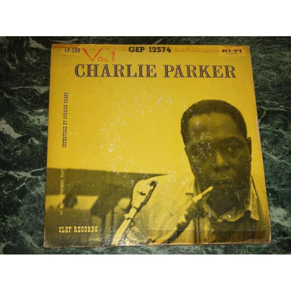 Charlie Parker Charlie Parker - I hear music +3