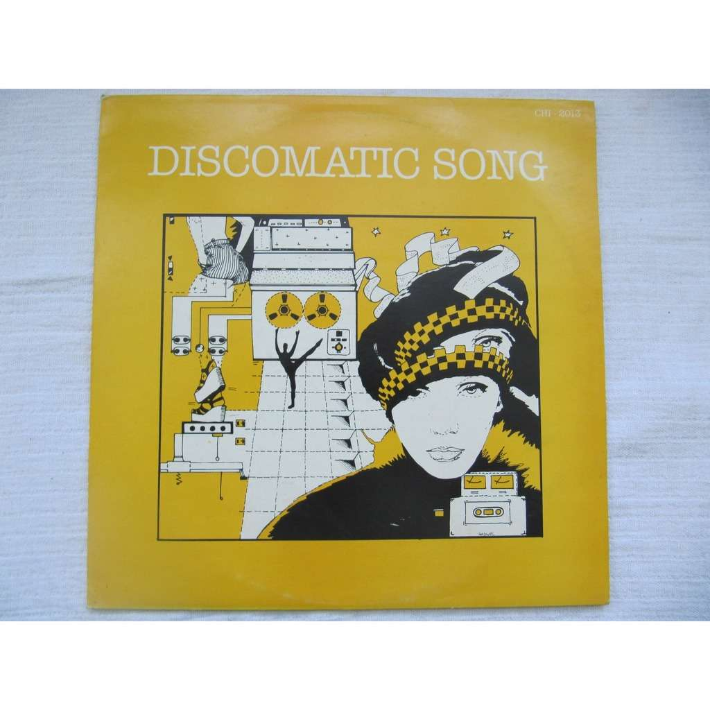 Discomatic Song Discomatic Song