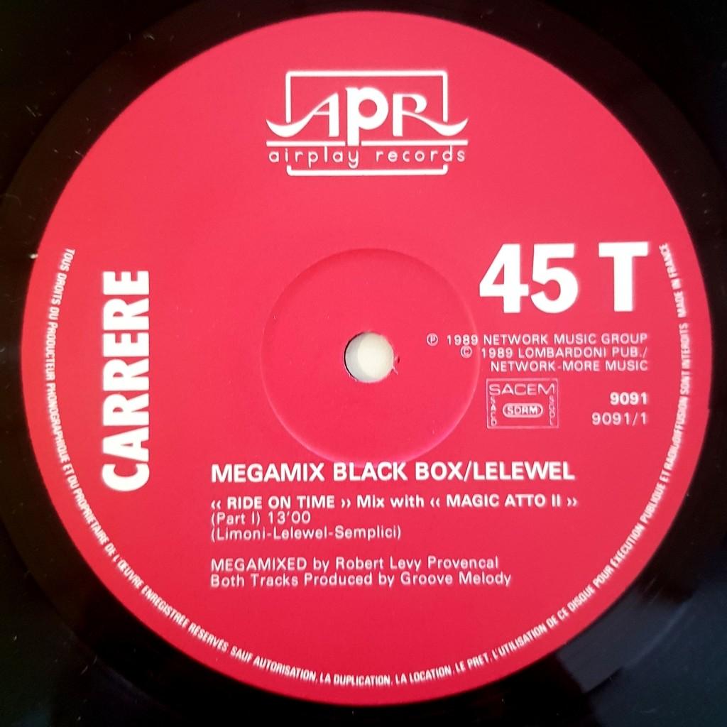 black box + 49 ers + joy + blue tattoo summer dance megamix