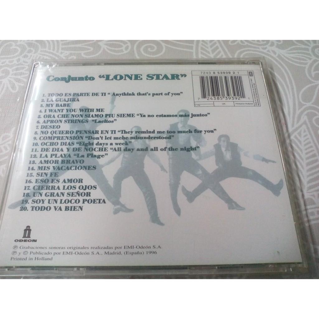 Lone Star Los Ep's Originales