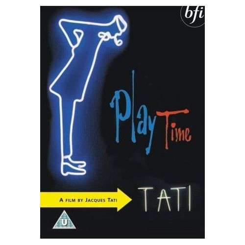 Jacques Tati Play Time