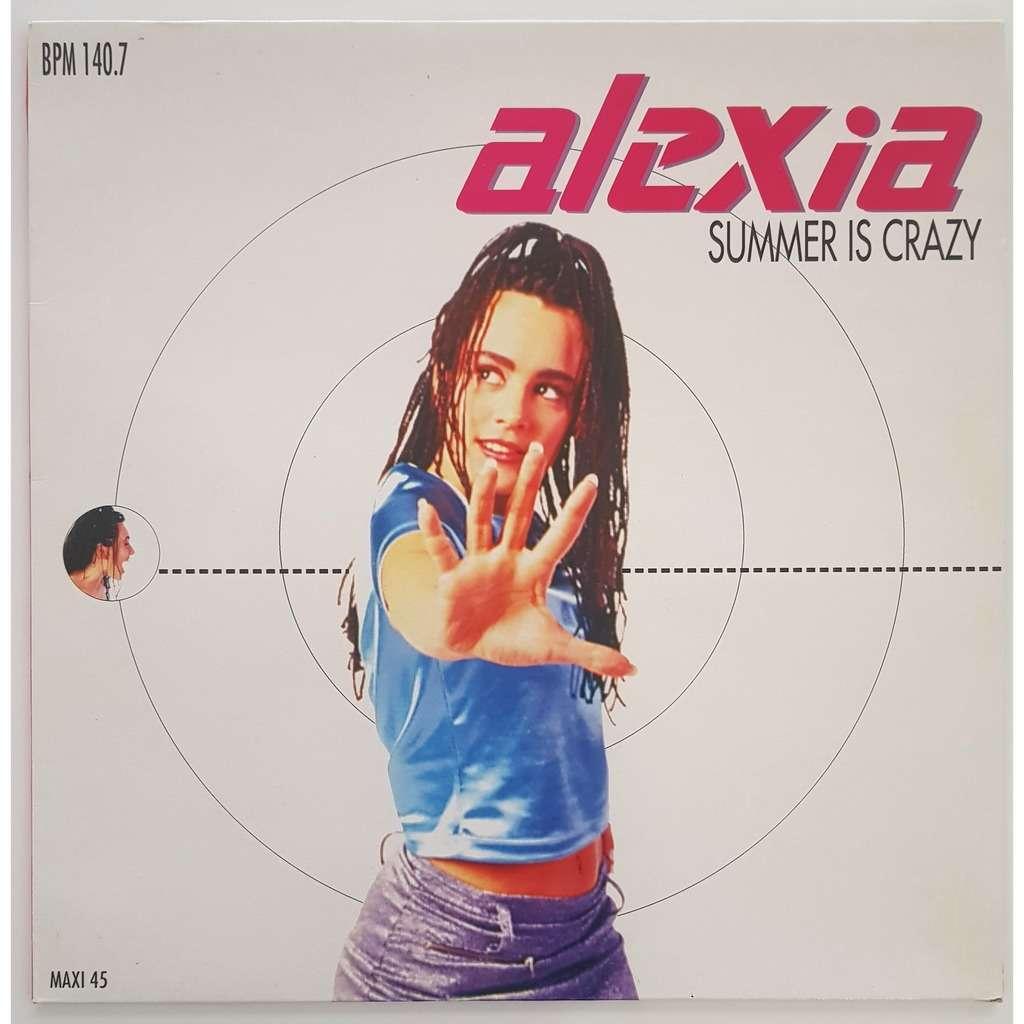 Alexia Summer Is Crazy (12, Maxi)