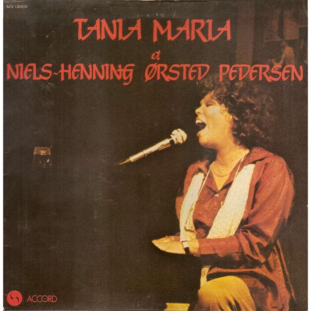 Tania MARIA Tania Maria et Niels-Henning Orsted Pe Tania Maria et Niels-Henning Orsted Pedersen