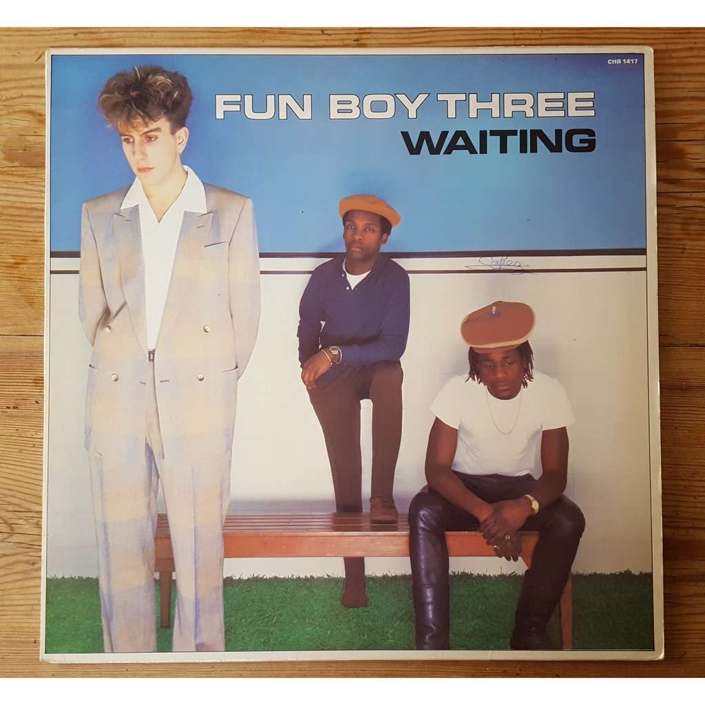 FUN BOY THREE waiting