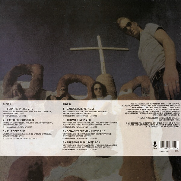 Kyuss – Muchas Gracias - The Best Of Vol.2