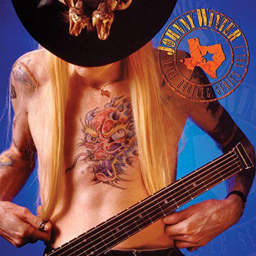 Johnny Winter Live Bootleg Series Vol. 7 (lp) Ltd Edit Red Vinyl & Friday Music -USA