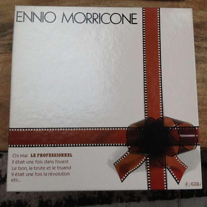Ennio MORRICONE coffret 3 disques....