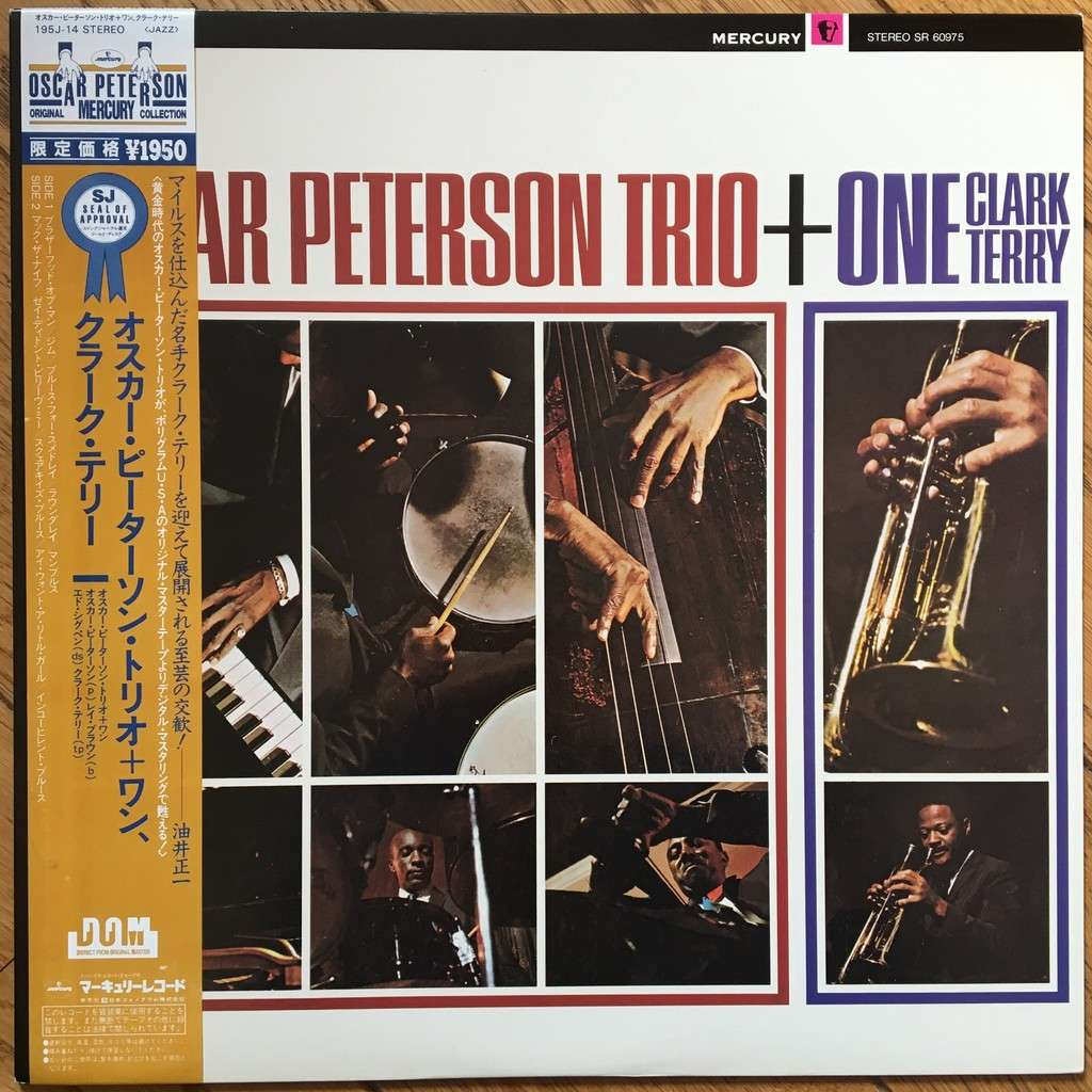 Oscar Peterson Trio / Clark Terry + One