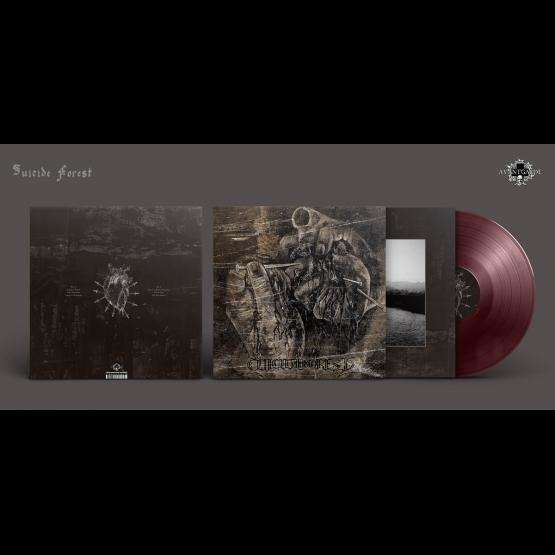SUICIDE FOREST Suicide Forest. Red Vinyl