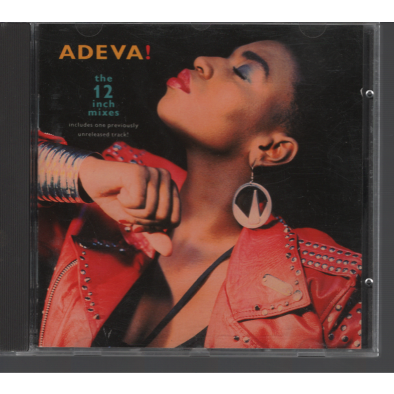 Adeva The 12 Inch Mixes