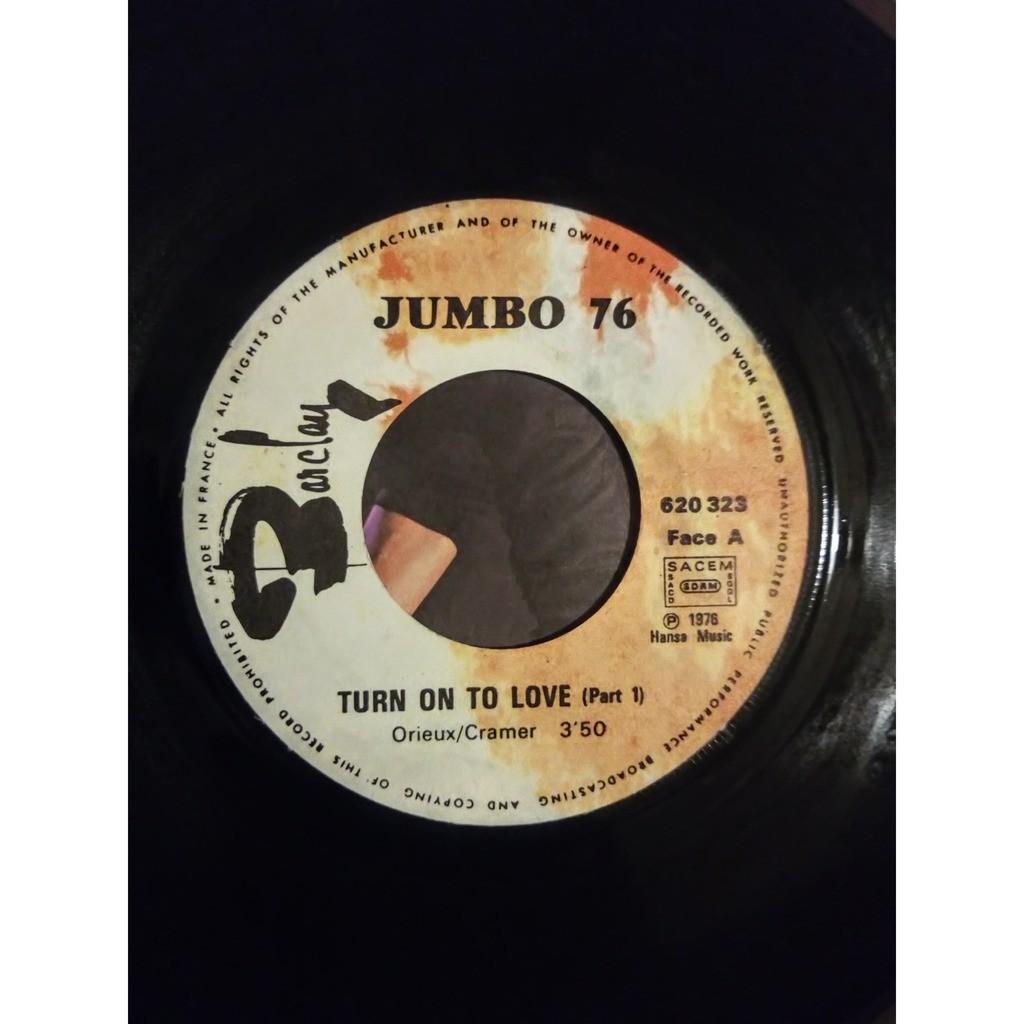 jumbo 76 turn on love