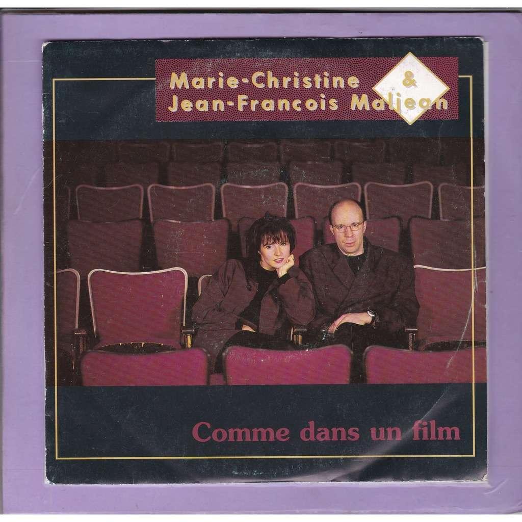 Marie-Christine & Jean-François Maljean comme dans un film