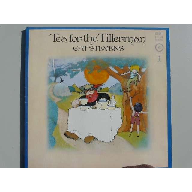 Cat Stevens Tea For The Tillerman (ISLAND LIFE COLLECTION)