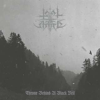 TOTAL HATE Throne Behind A Black Veil