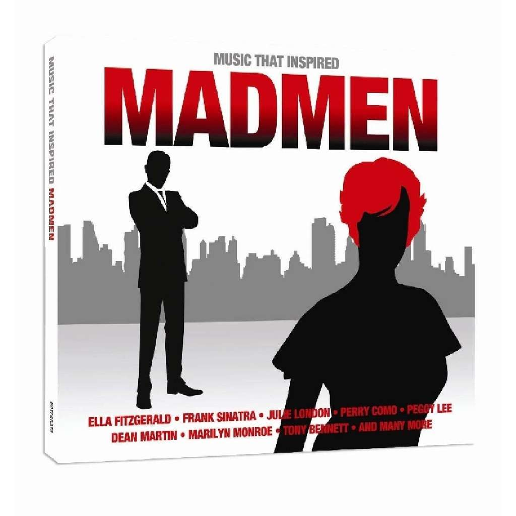 Various Music that inspired MADMEN