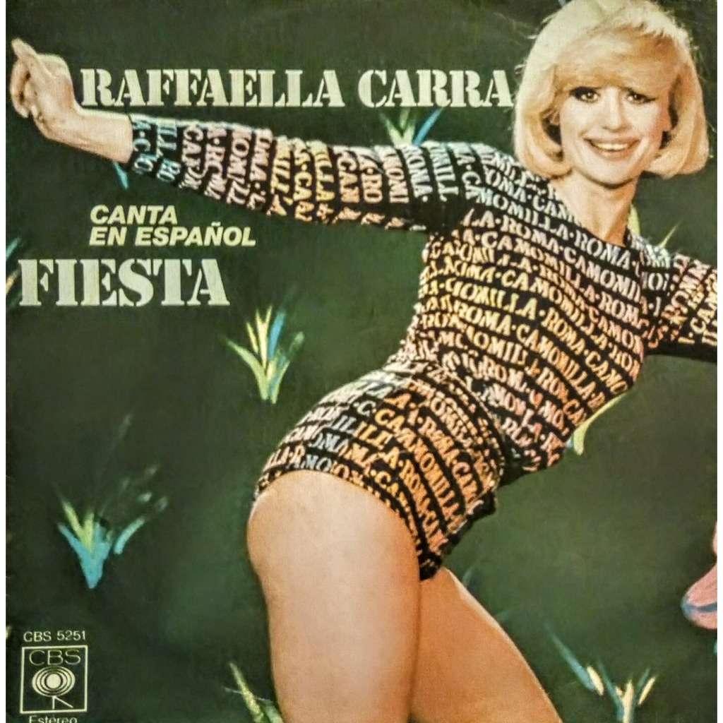 Raffaella Carrà Fiesta