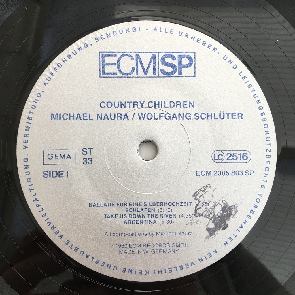Michael Naura - Wolfgang Schlüter Country Children