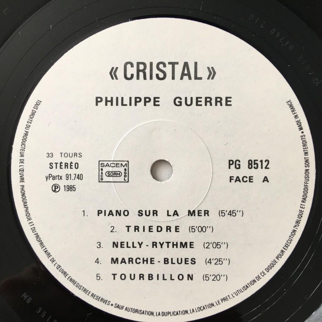 Philippe Guerre Cristal