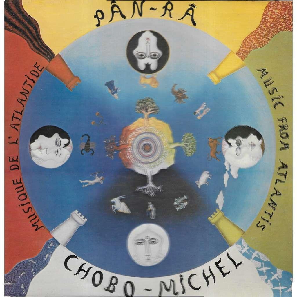 PAN-RA Music From Atlantis