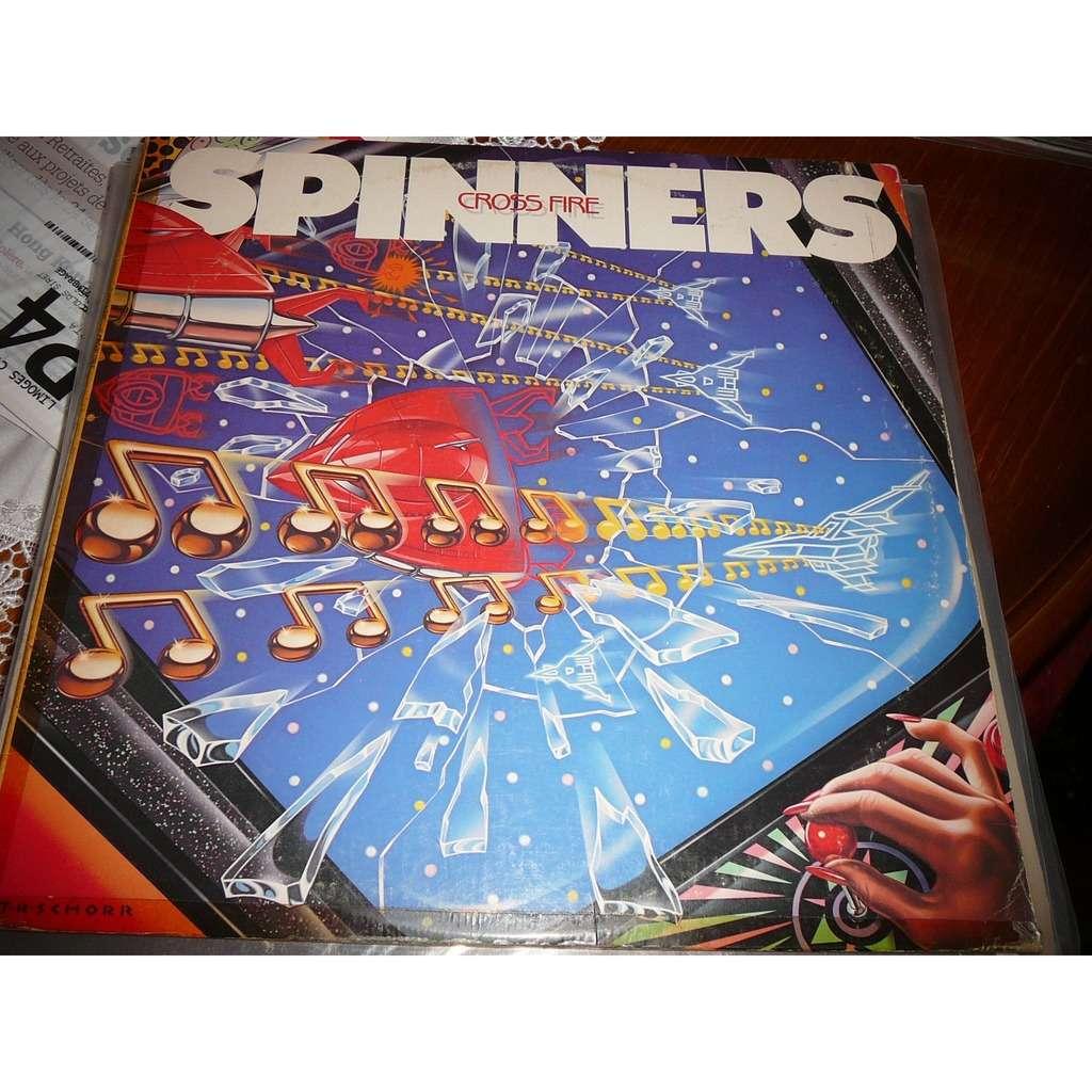 SPINNERS Cross fire