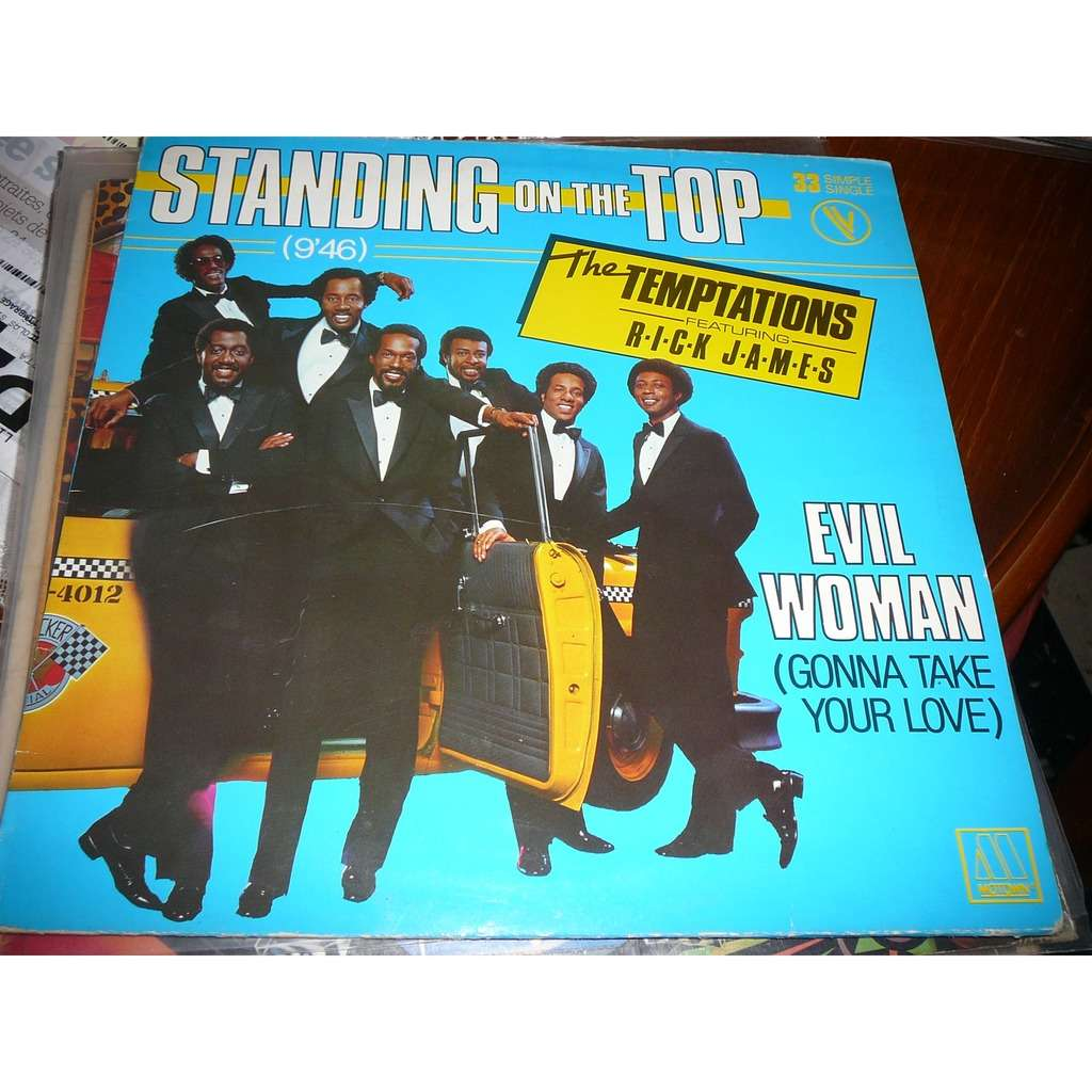 TEMPTATIONS Standing on the top
