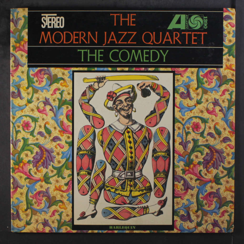 MODERN JAZZ QUARTET the comedy