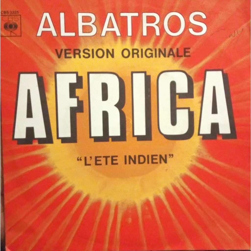 ALBATROS AFRICA / HA-RI-AH