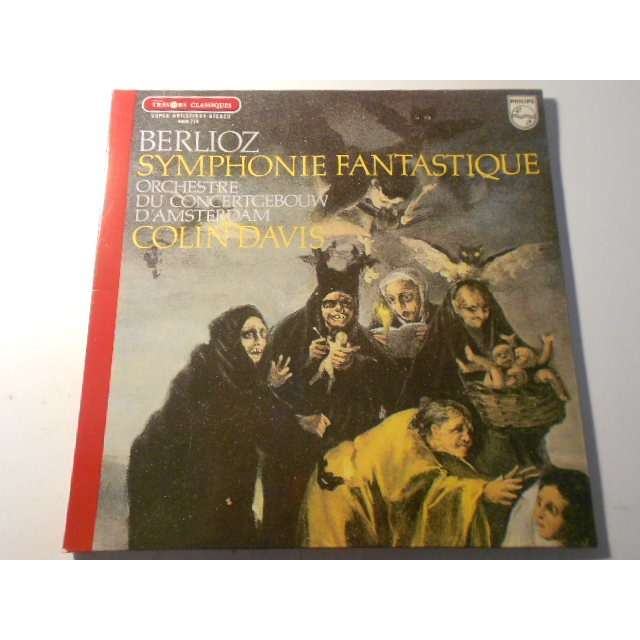 colin davis berlioz symphonie fantastique