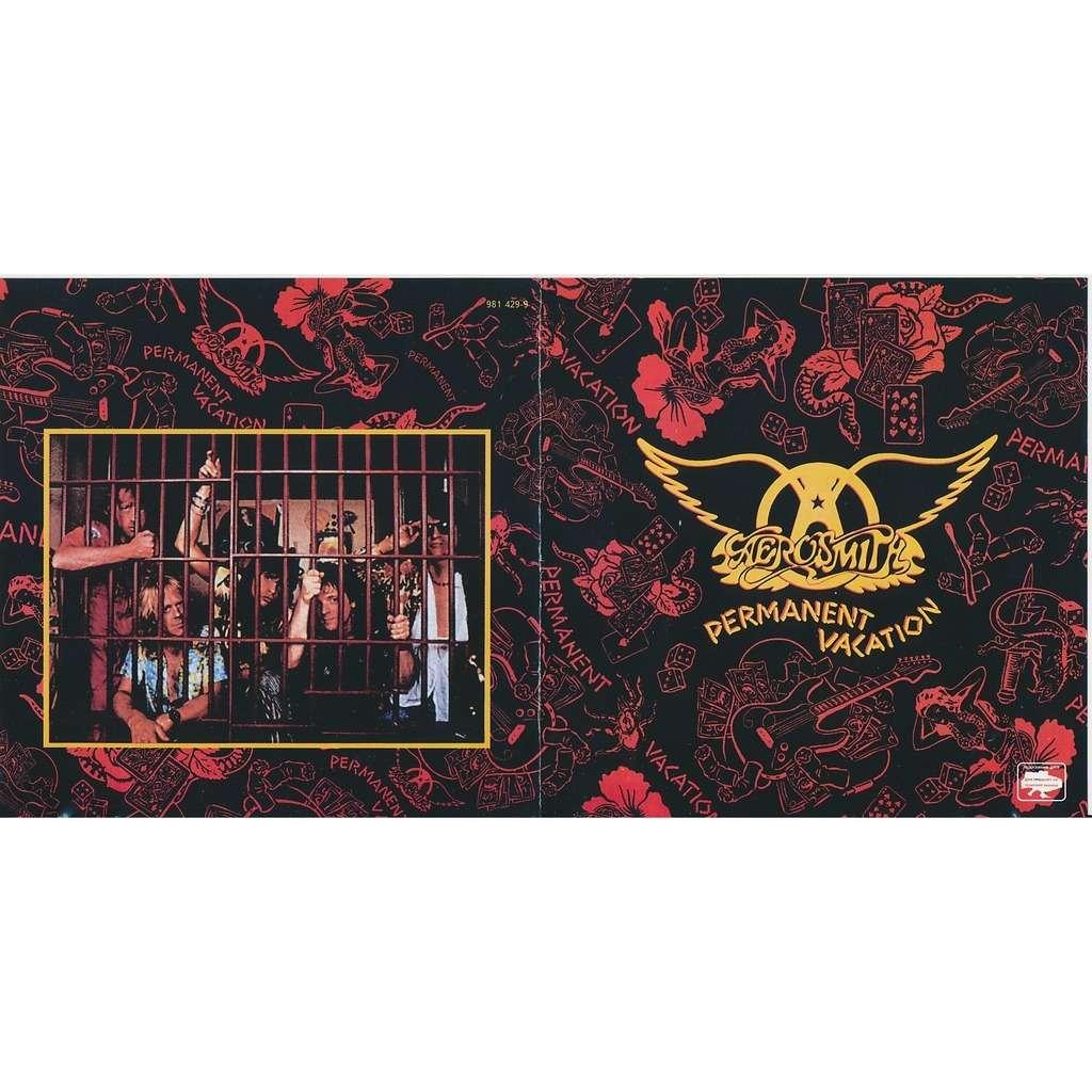 Aerosmith Permanent Vacation (Ukraine)