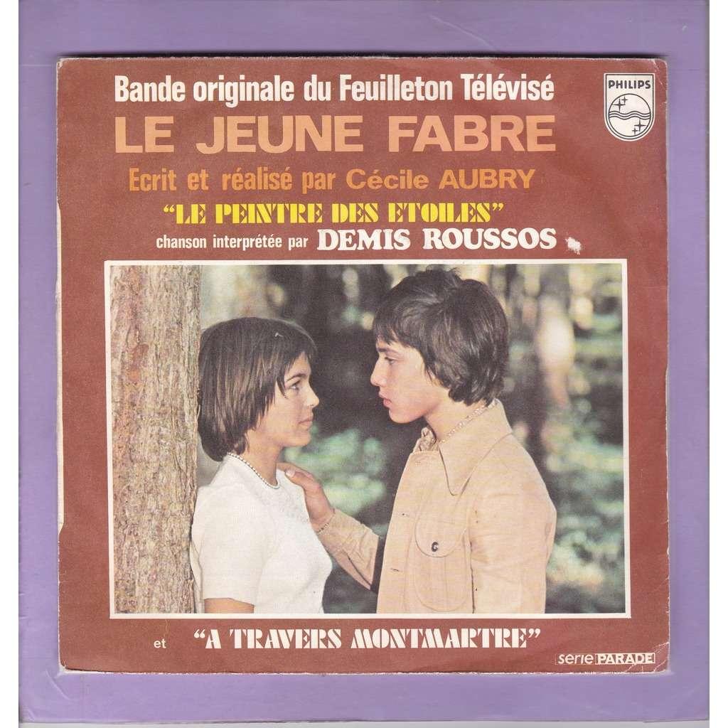 Sellios Vlavianos / Demis Roussos Le Jeune Fabre