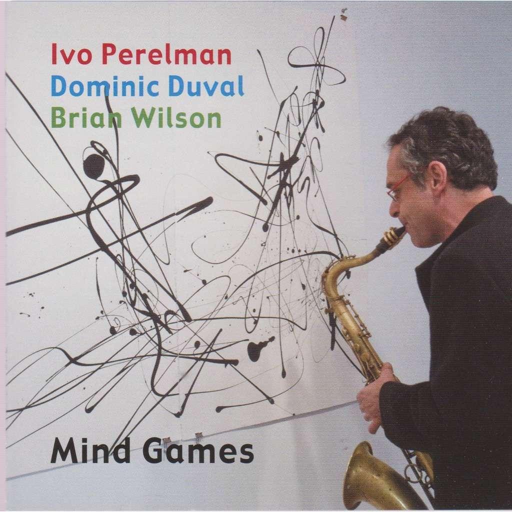 ivo perelman, dominic duval, brian wilson mind games