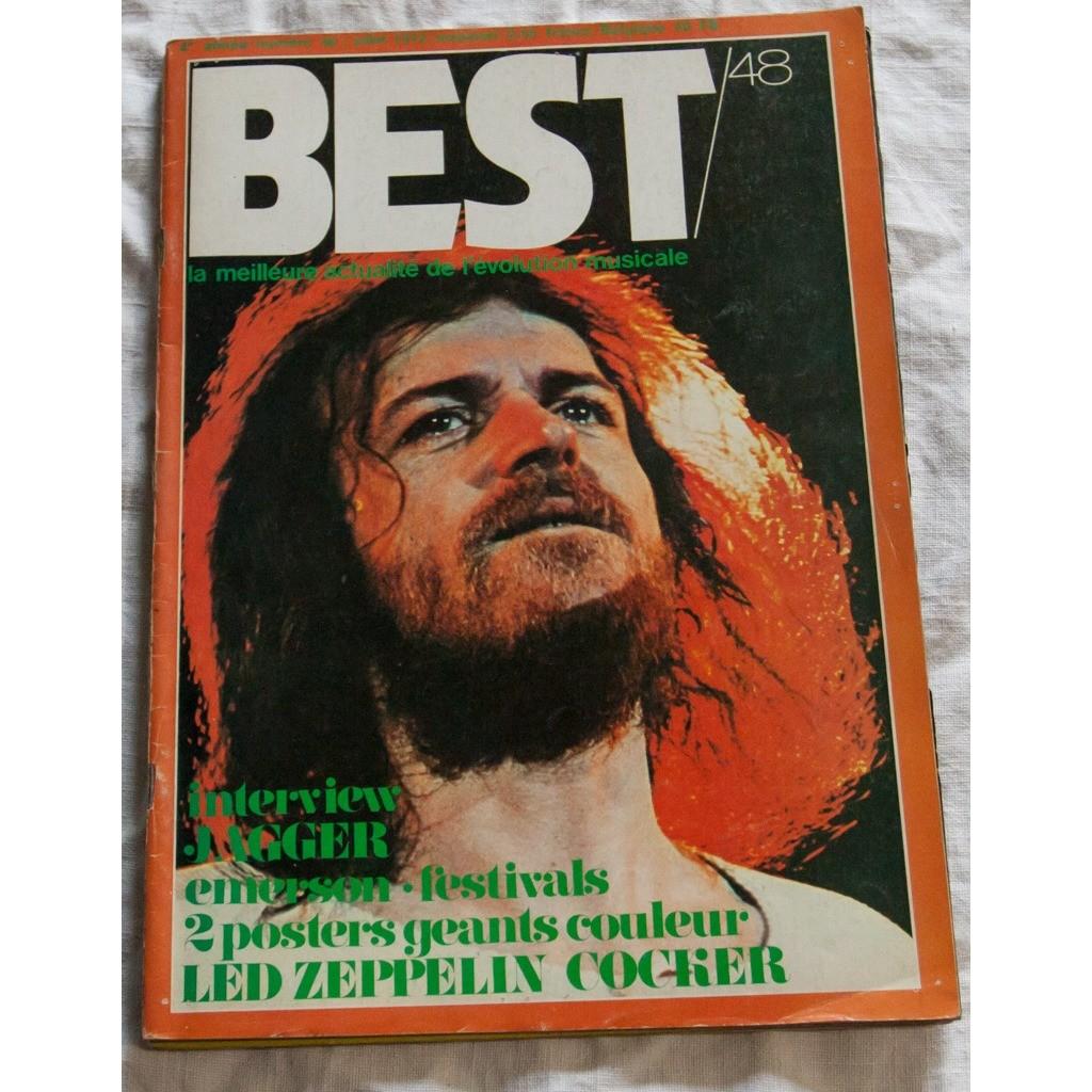 Best magazine 10 magazine de 1971 à 1972