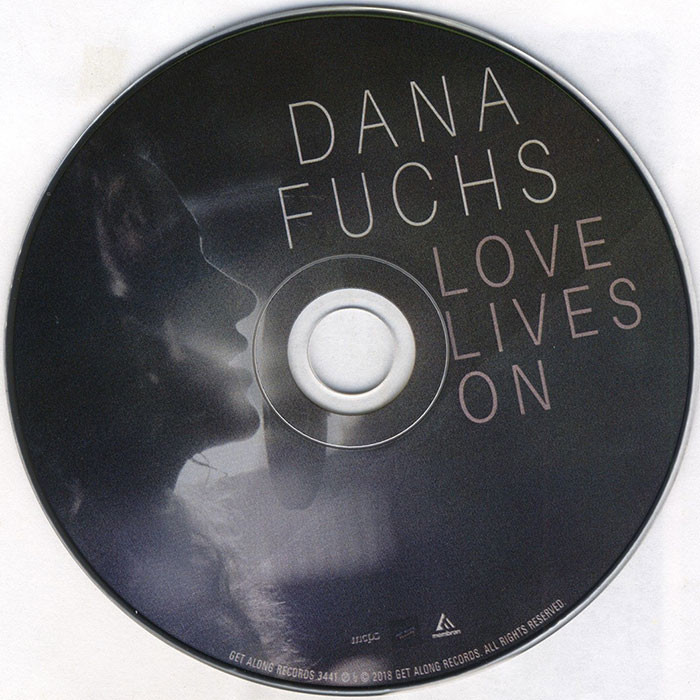 Dana Fuchs Love Lives On