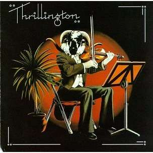 Percy Thrills Thrillington Thrillington