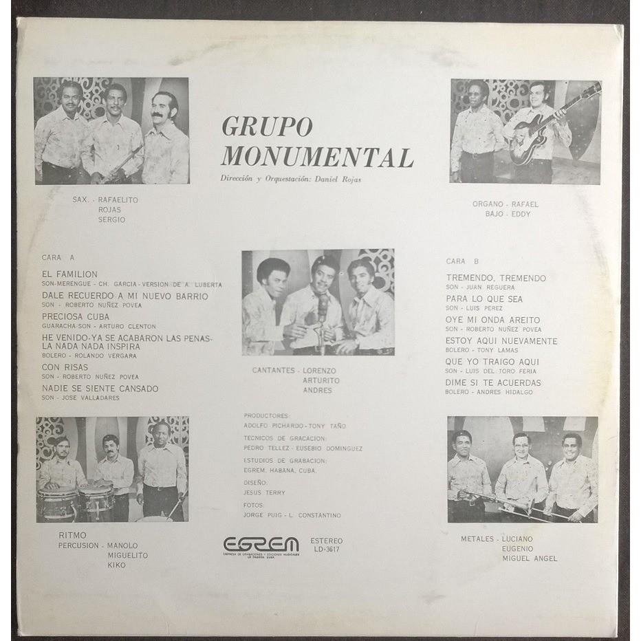 grupo monumental same title