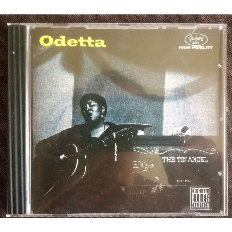 odetta and larry the tin angel