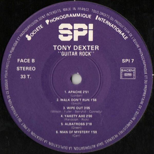 Tony Dexter Guitar Rock