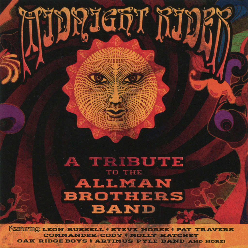 Various Midnight Rider - A Tribute To The Allman Brothers Band