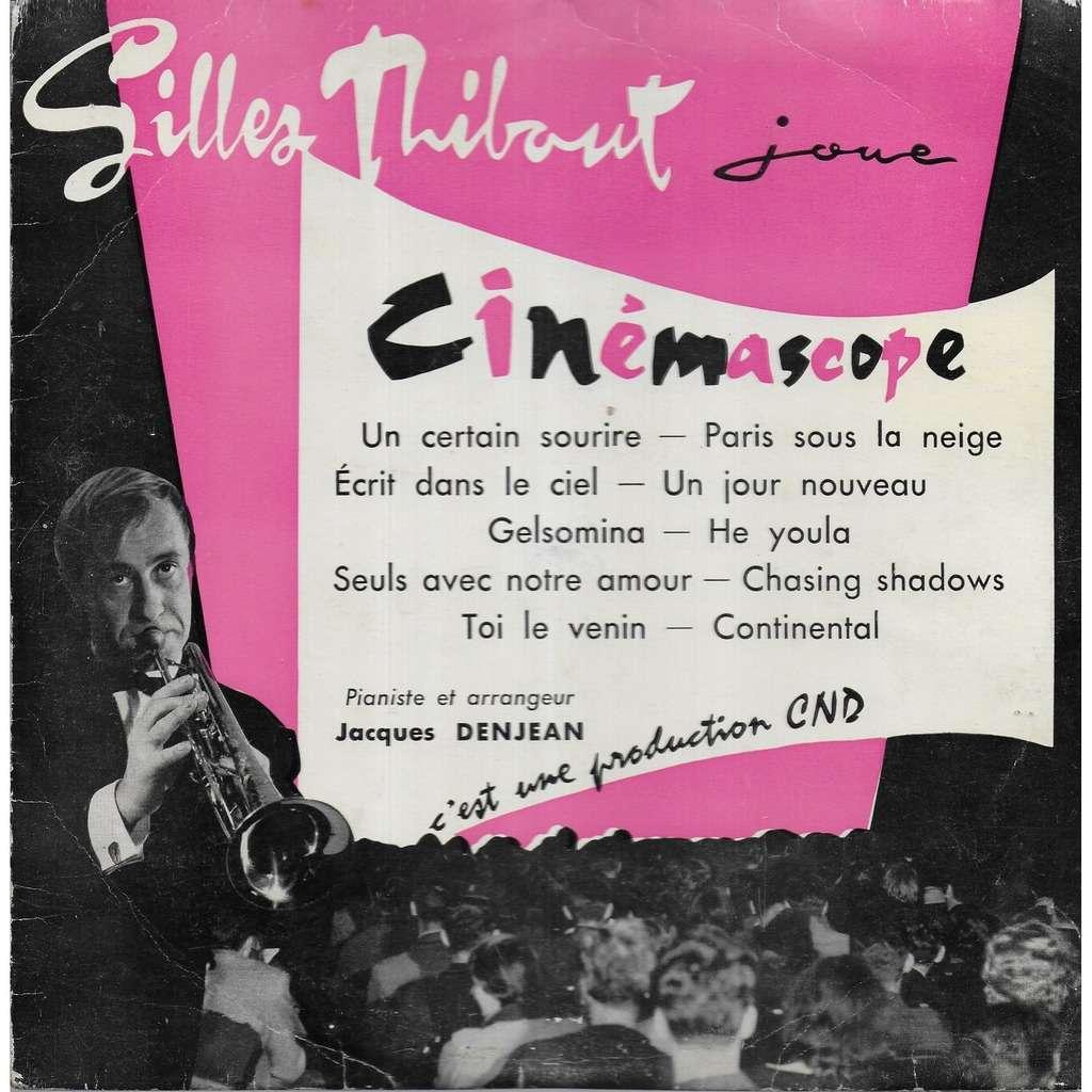 Gilles THIBAUT trompette / Jacques DENJEAN Orchest Cinémascope