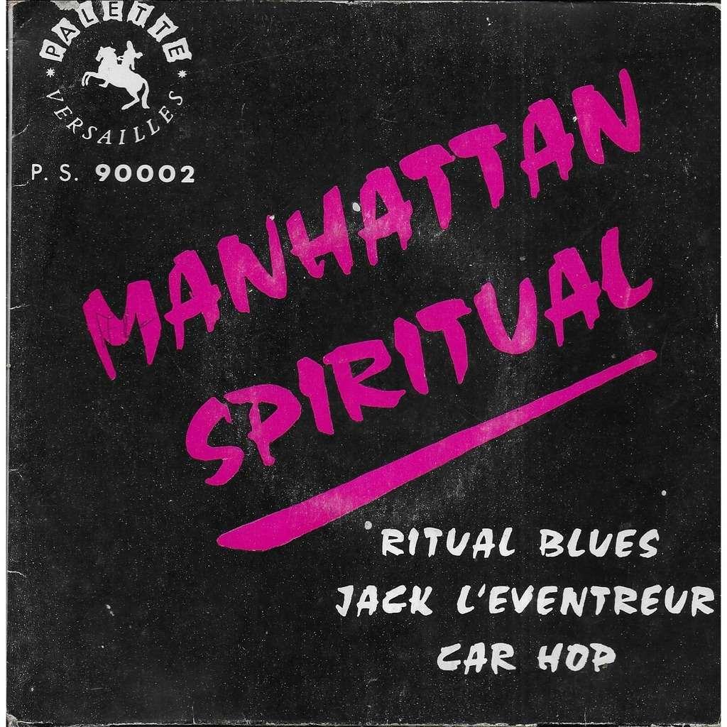 Reg OWEN Manhattan spiritual