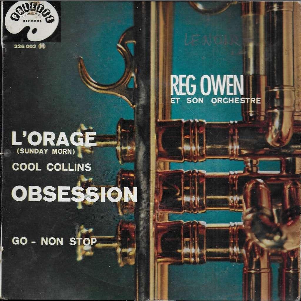 Reg OWEN et son orchestre L'orage (Sunday morn)
