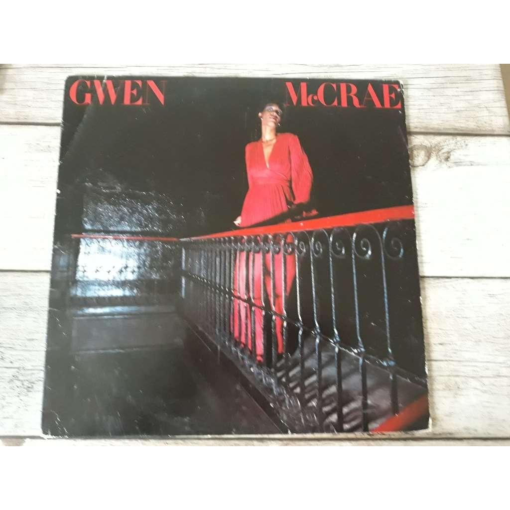 Gwen McCrae - Gwen McCrae (LP, Album) 1981 Gwen McCrae - Gwen McCrae (LP, Album) 1981