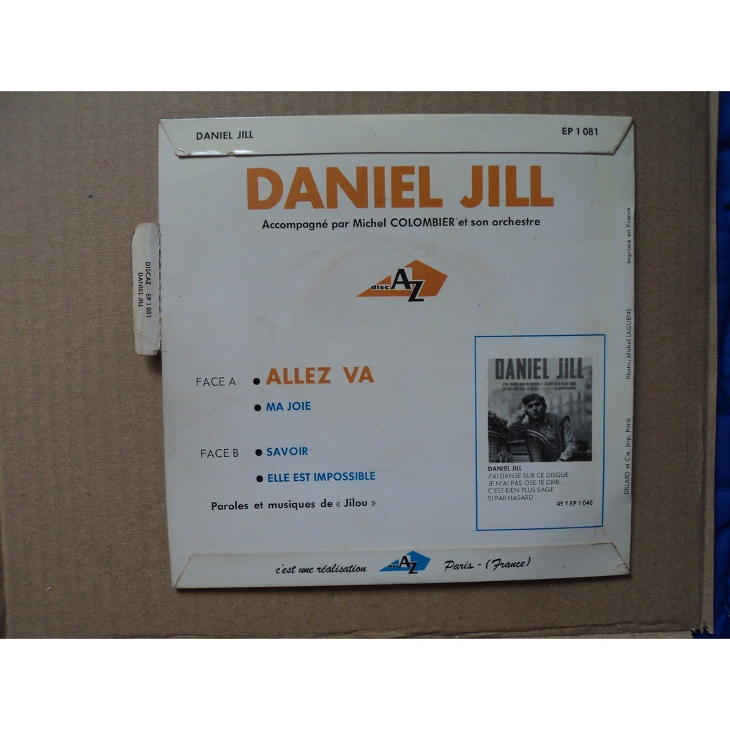 JILL DANIEL ALLEZ VA +3