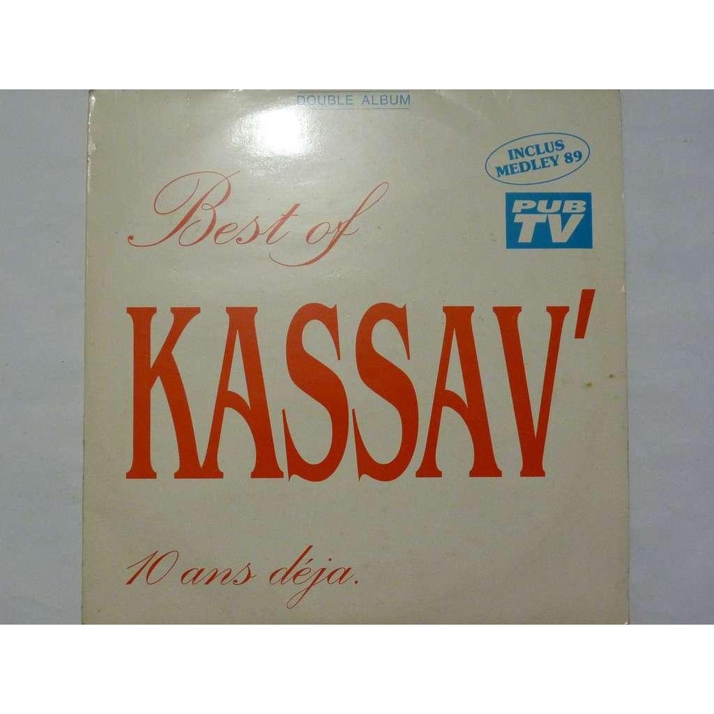 kassav best of 10 ans déjà