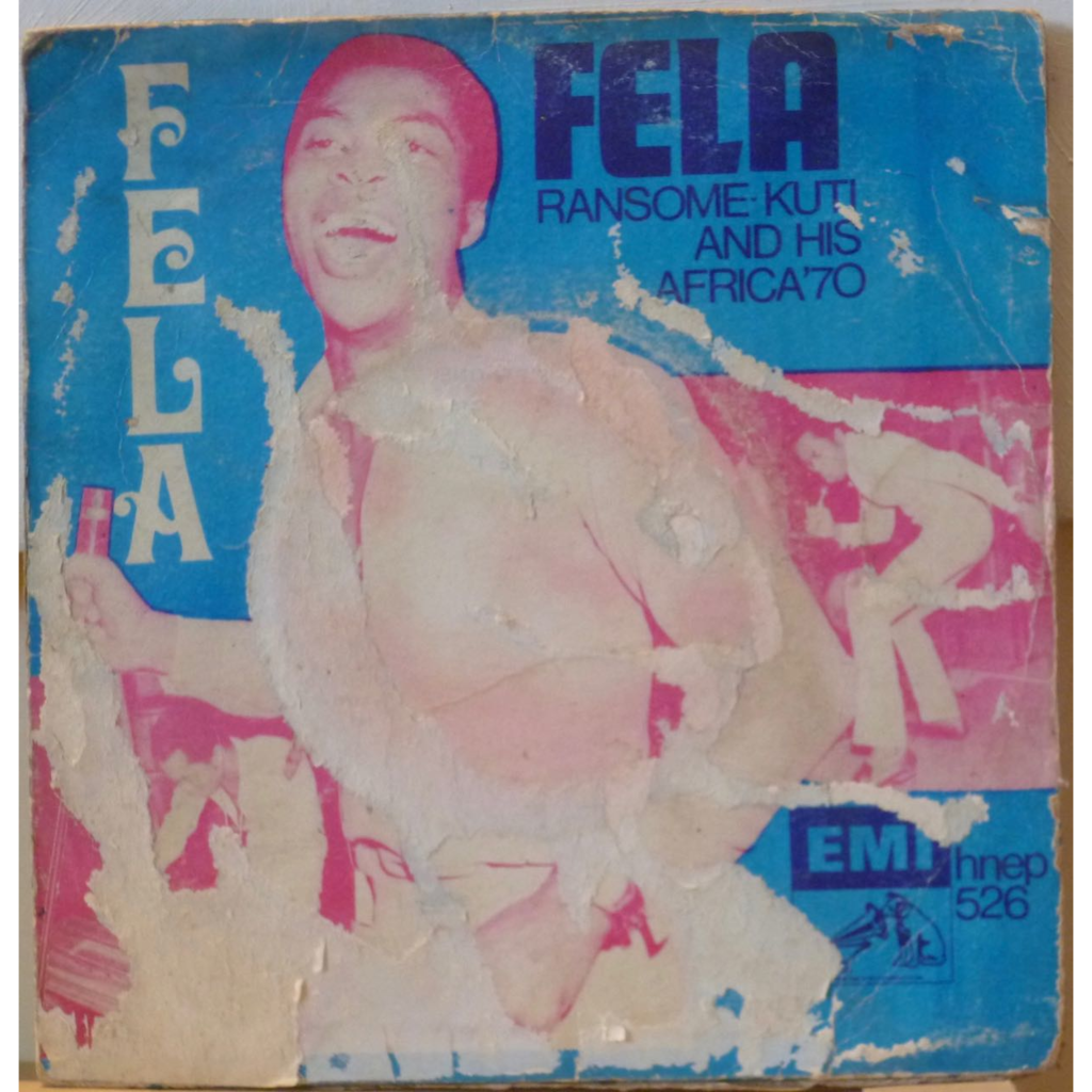 FELA RANSOME KUTI and his AFRICA 70 Black man's cry / Beautiful dancer