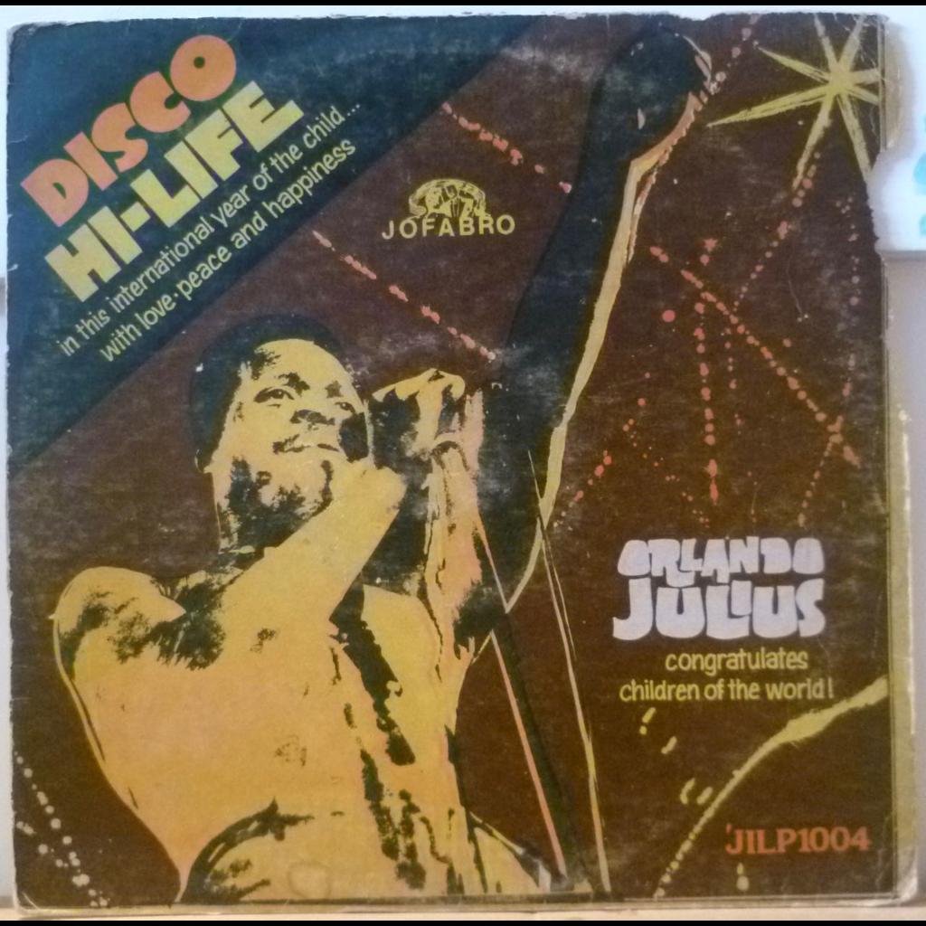 ORLANDO JULIUS EKEMODE Disco hi-life