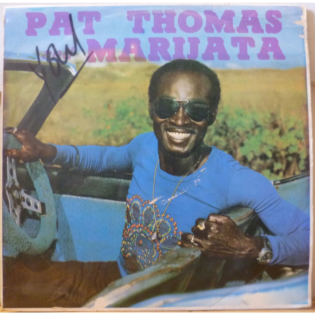 PAT THOMAS & MARIJATA + EBO TAYLOR S/T - Let me feel as I am