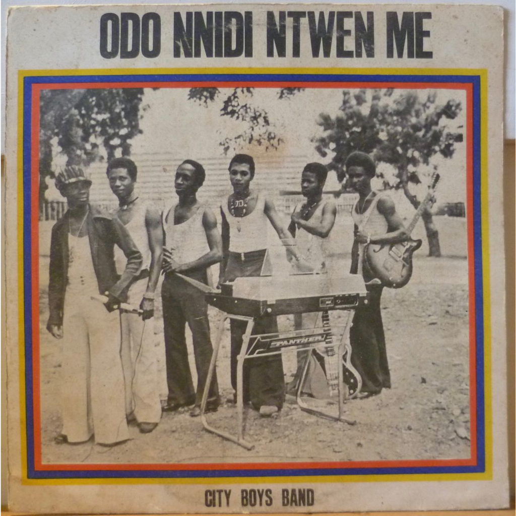CITY BOYS BAND Odo nnidi ntwen me